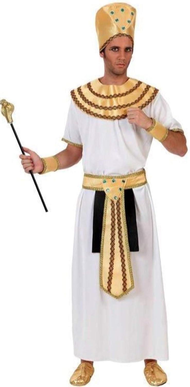 ANGEL TOMAS, SA Disfraz de Egipcio Faraón para Hombre: Amazon.es ...