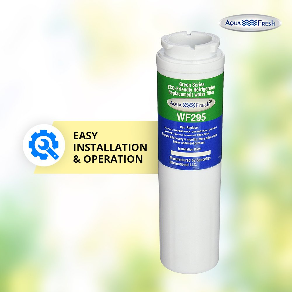 Aqua Fresh WF295 Replacement For Maytag UKF8001, Whirlpool EDR4RXD1, Kenmore 46-9005 Water Filter by Aqua Fresh (Image #4)