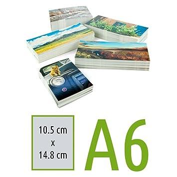 Cartes postales - personnalisées (rangées fourni Par le client ...