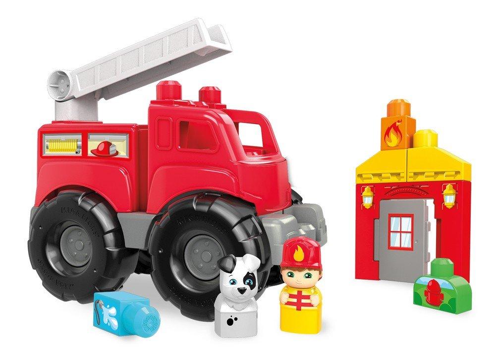 Mattel Mega Bloks Feuerwehr amazon