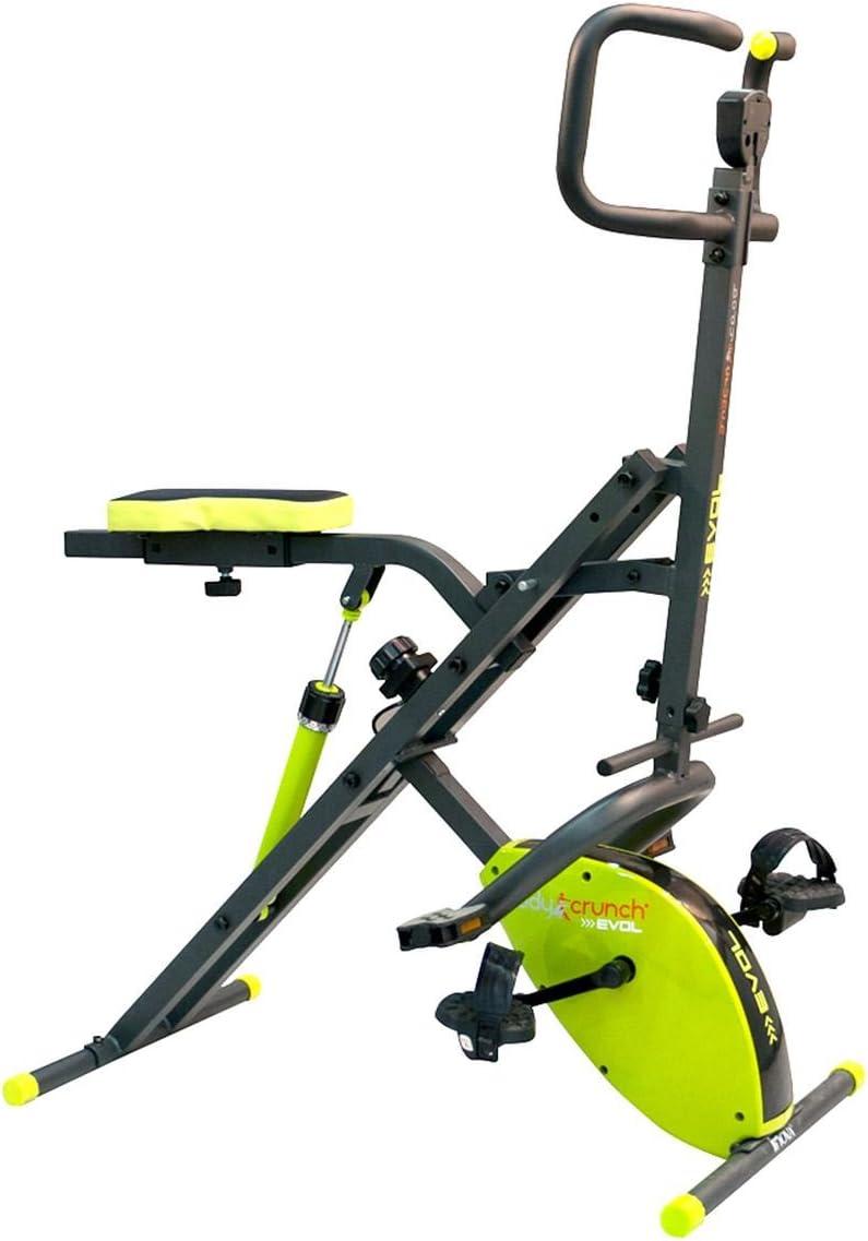 Body Crunch Evolution Total equipo de ejercicio | El ejercicio perfecto para todo el cuerpo: Amazon.es: Deportes y aire libre