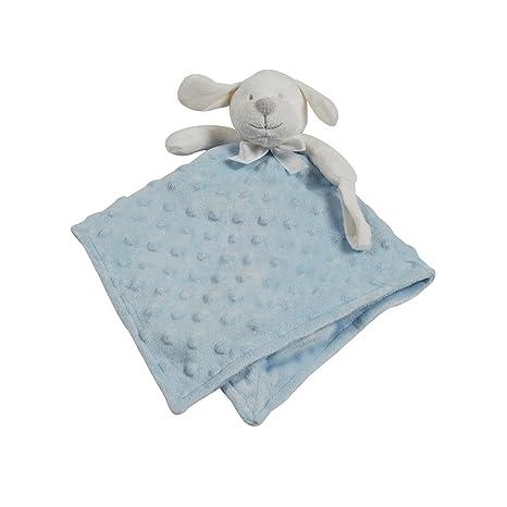 guisantes Doudou oso bebé Rey 3D con Perro chupete - Azul ...