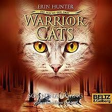 Sonnenaufgang (Warrior Cats: Die Macht der Drei 6) Hörbuch von Erin Hunter Gesprochen von: Marlen Diekhoff
