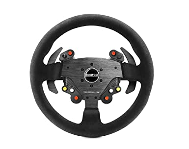 2474c39f7 ThrustMaster - Volante TM Rally Wheel Add-On Sparco R383 Mod (Playstation)
