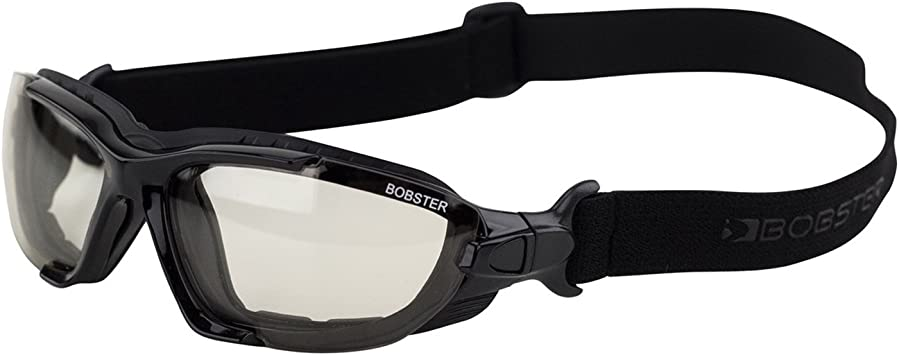 Bobster Renegade Sport Sunglasses,Black Frame//Photochromic Lens,one size