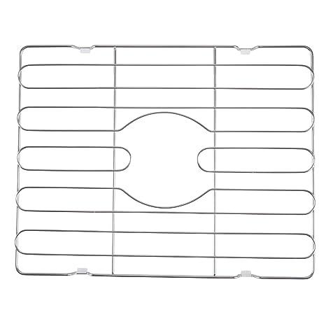 Amazon.com: IZLIF - Protector de fregadero interior de acero ...