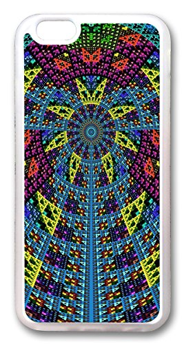 - iphone 6 plus Case iphone 6 plus Cases Ultra Slim Crystal Clear Protective Case for iphone 6 plus Aztec Calendar Tattoo Designs Shockproof Clear Hard Back Case for iphone 6 plus 5.5 inches