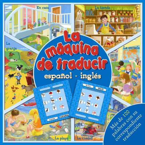 (07) Maquina De Traducir Esp/ing Tapa dura – 8 may 2013 Leo Brown Pirueta Editorial 8496575365 Reference - Dictionaries