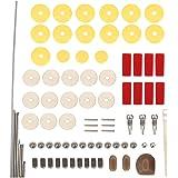 Flute Maintenance Kit, Flute Repair Maintenance Set Musical Instrument Parts Accessories