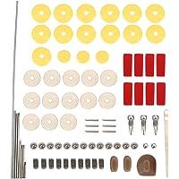Flute Repair Parts Set Tools Flute Kit Flute Repair Parts Flute Repair Musical Instrument Parts Flute Repair Kit Flute…
