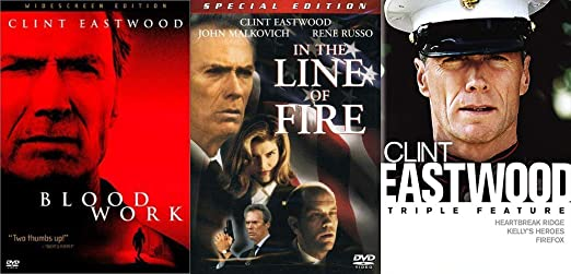 Clint Has Blood on the Line: Clint Eastwoods- Blood Work + True ...