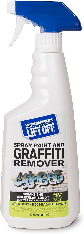 Motsenbocker's Lift Off Spray Paint Graffiti Remover