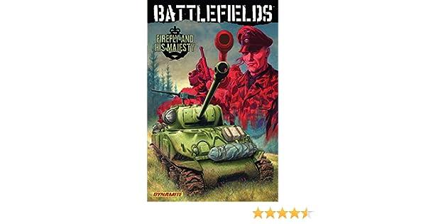 Amazon.com: Battlefields Vol. 5: The Firefly and His Majesty (Garth Ennis Battlefields) eBook: Garth Ennis, Carlos Ezquerra, Hector Ezquerra: Kindle Store