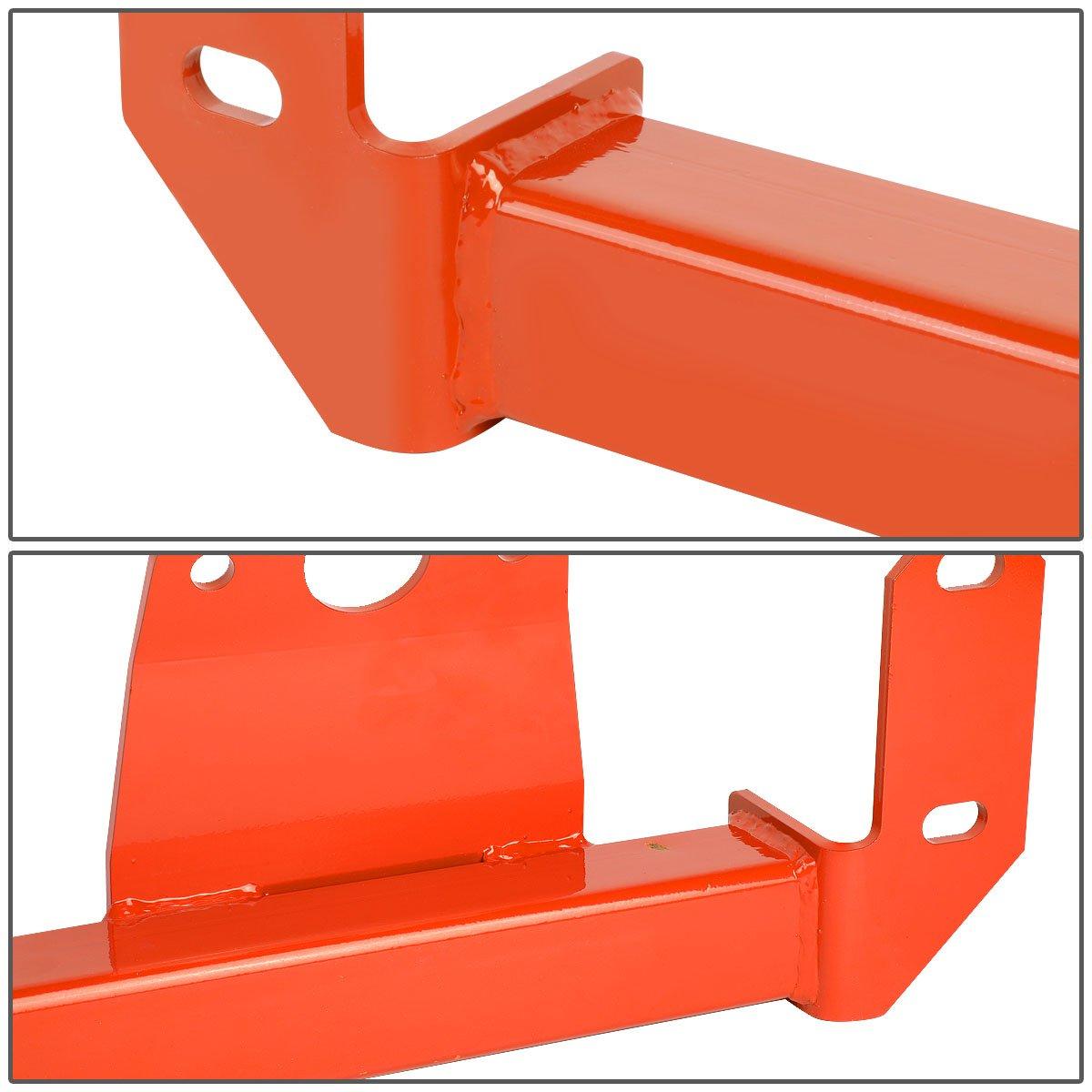 Type 3 AWD Mild Steel Steering Gear Box Stabilizer Brace//Bar Black For Dodge Ram 2500 3500 4WD