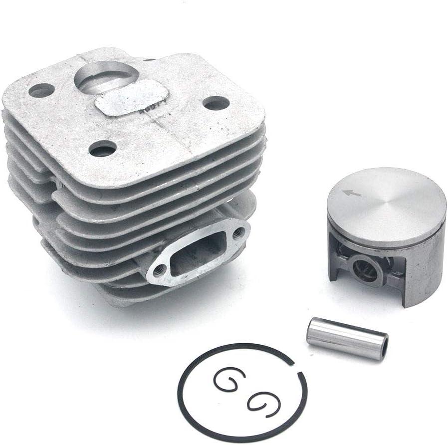P SeekPro Kit pistone Cilindro 52mm per Husqvarna 272 272K 272XP 272S Motosega PN 503758172 503758171 503609671 504016802