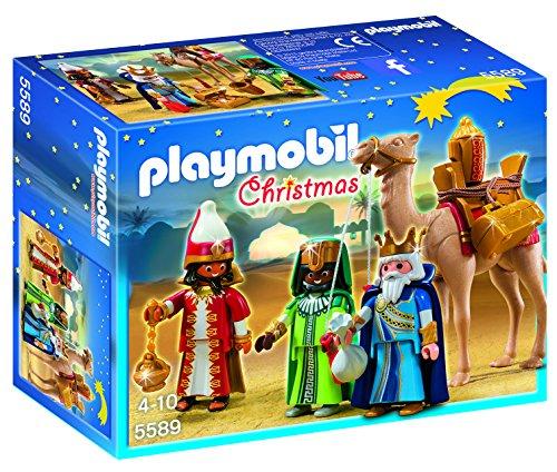 Playmobil-Navidad-Playset-Reyes-Magos-5589