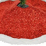 Christmas House Value Tinsel Tree Skirt - 18 In. - 1/pkg. by Christmas House
