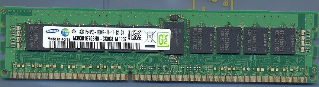 Hewlett Packard Enterprise Dimm 8Gb Pc3 12800R 1Gx4, 676812-001