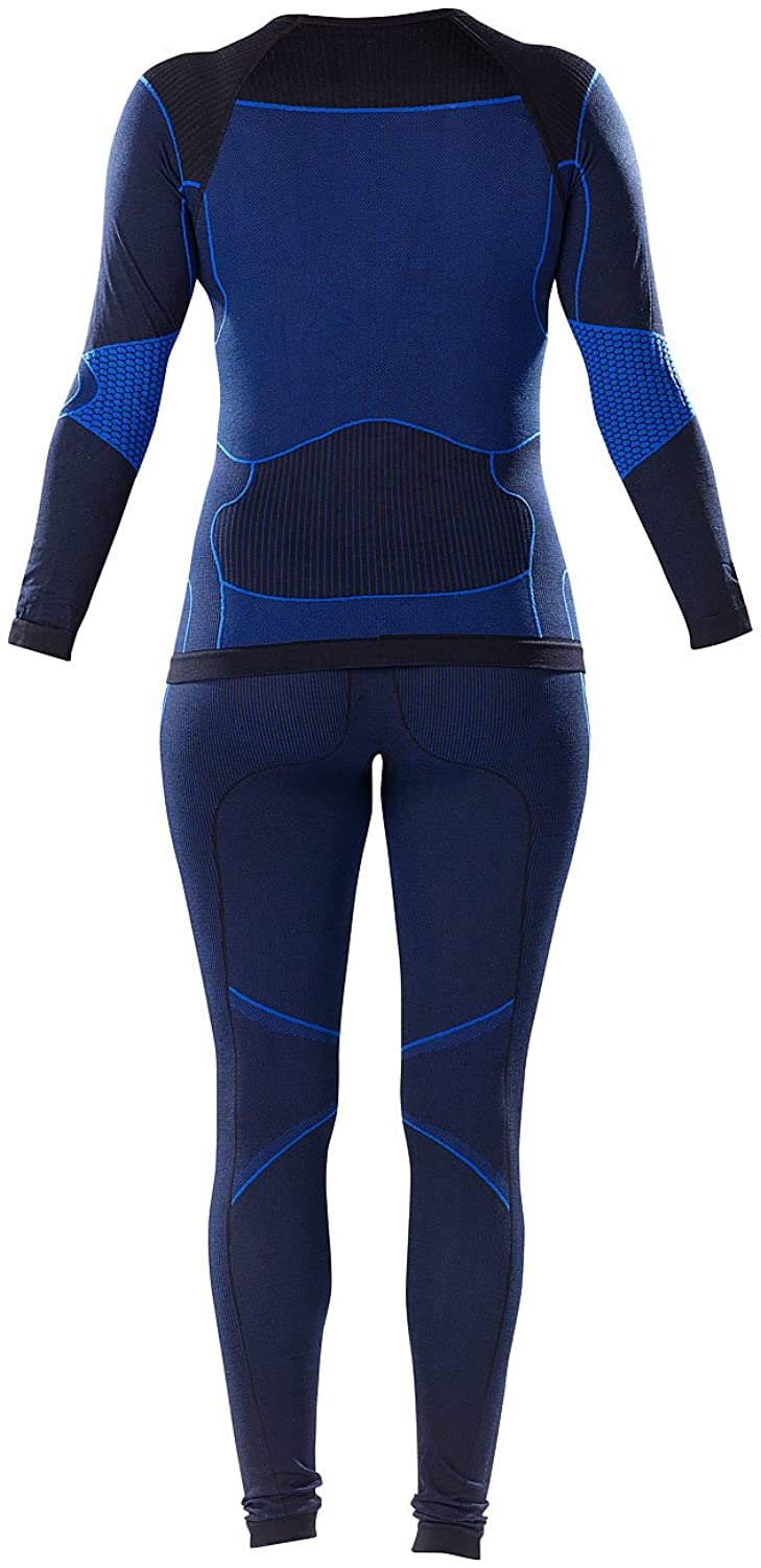 PEARL sports Damen-Thermo-Funktionsunterwäsche mit Kompression, Gr.XL