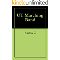 UT Marching Band book cover
