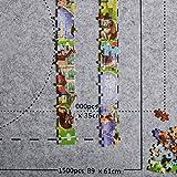 Kanzd Jigsaw Puzzle Felt Mat Roll Up Storage