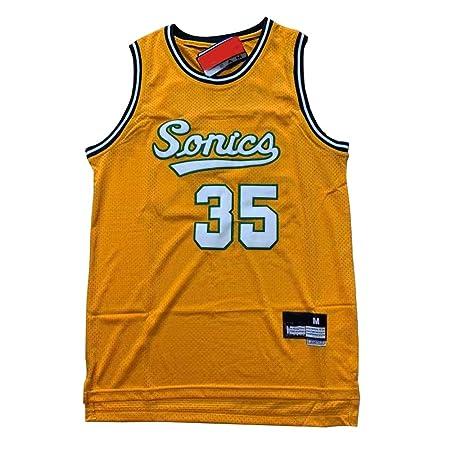 BALL-WHJ Camiseta De Baloncesto para Hombre-Oklahoma City Thunder ...