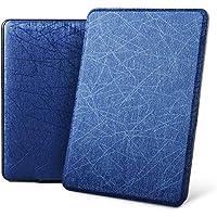Capa Kindle Colors - Novo Kindle Paperwhite À Prova D Água - Fecho Magnético (NAVY BLUE)