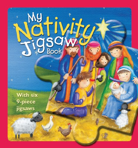 My Nativity Jigsaw Book pdf epub