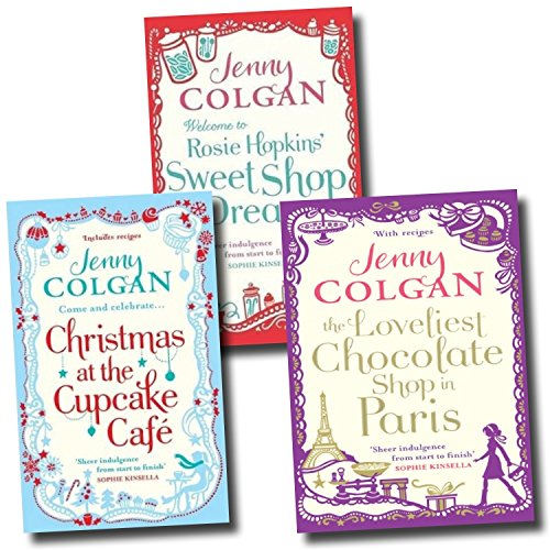 Download Jenny Colgan 3 Book Set - The Loveliest Chocolate Shop in Paris, etc. PDF