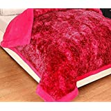 Quilt-Razai for Winter-Double Bed (Super Soft-Microfibre) by Ab Home Décor