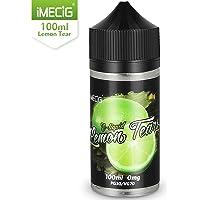 IMECIG 100ml E líquido Lágrima de limón Liquido