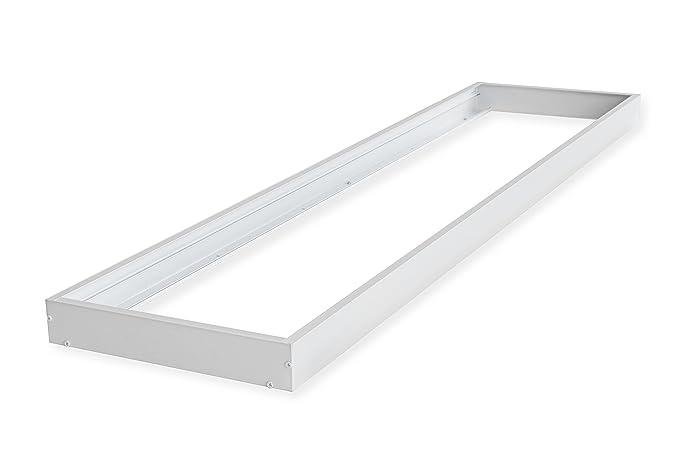 Linnuo alluminio quadro scatola di montaggio per led panel x