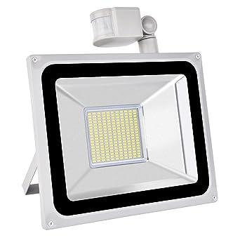 Imperméable Avec Spot Aluminium Etérieur Haute Led Détecteur 100w Mouvement Projecteur Mural Luminosité Ip65 Cshito De Eclairage Lumière CedBQrWExo