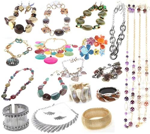 Jewellery & Watches Buy Cheap Mixed Lot Of Necklaces. Mixed Lots