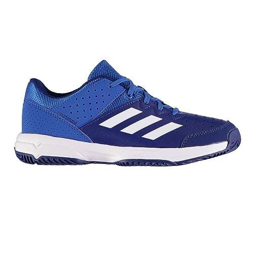 new arrivals cecb8 7915c adidas Court Stabil Jr, Zapatillas de Balonmano Unisex Niños Amazon.es  Zapatos y complementos