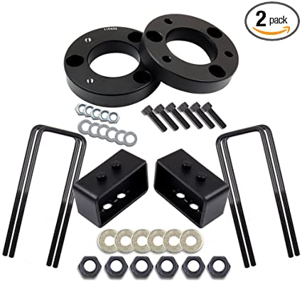 """Fit 2004-2018 Ford F150 2/"""" Front Leveling Lift Kit 2005 2008 2009 2WD 4WD HOT"""