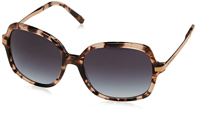 9ccd6058abda9 Michael Kors 2024 216213 Print Adrianna II Butterfly Sunglasses Lens  Category 3