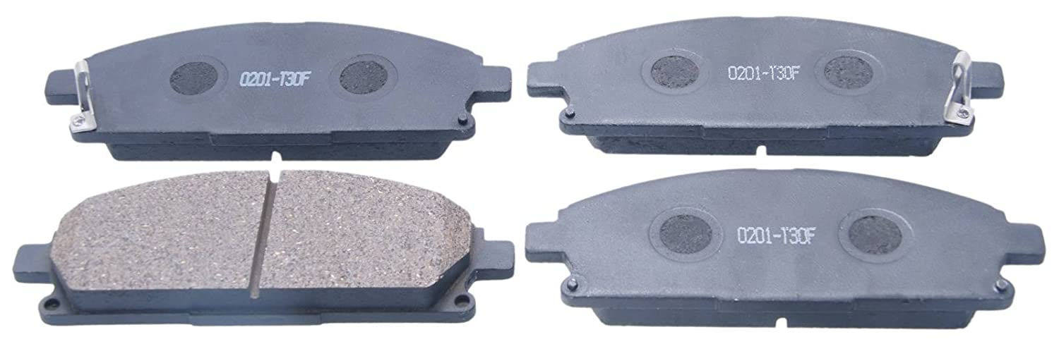 NISSAN 410605W585 GENUINE OEM BRAKE PADS