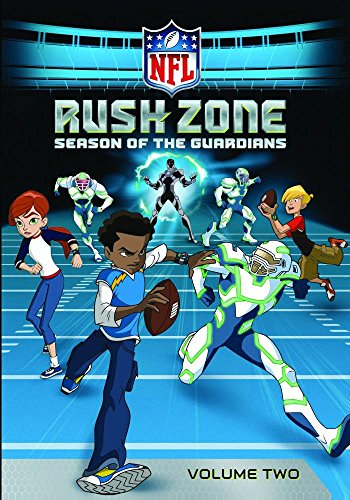 Nfl Rush Zone   Season Of The Guardians Vol 2