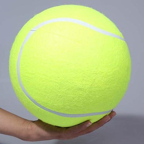 Broadroot Pelota de Tenis Ball Gigante Para Perro, Cachorro ...