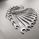 Craftsman 28 Pc. Standard and Metric 6 Pt. Combination Wrench Set