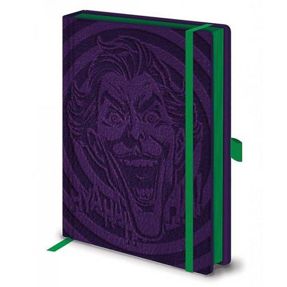 Pyramid International SR71963 The Joker (Hahaha) A5 Notizbuch Prämie Bleistifthalter und Logo de home