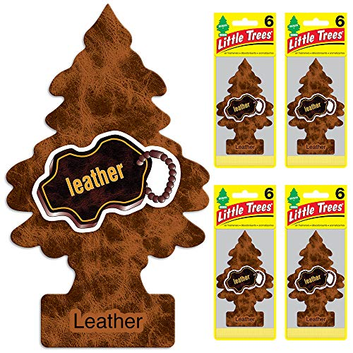 car air freshener leather scent - 1