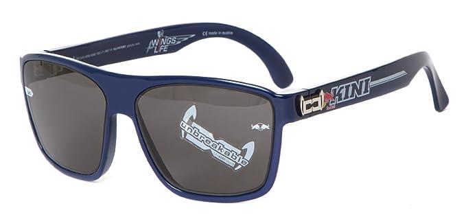 ec7dece7d4 Kini Red Bull - Gafas de sol - para hombre azul azul: Amazon.es: Ropa y  accesorios