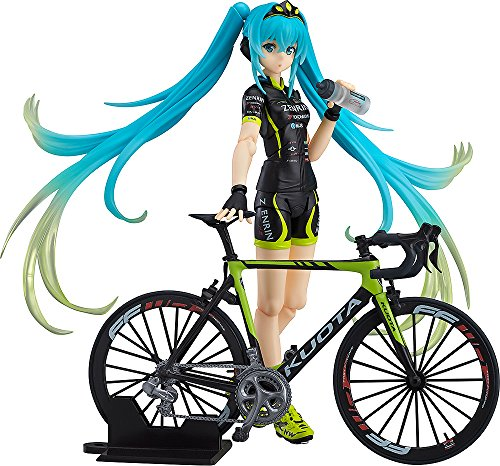 Max Factory Racing Miku 2015 Figma Action Figure