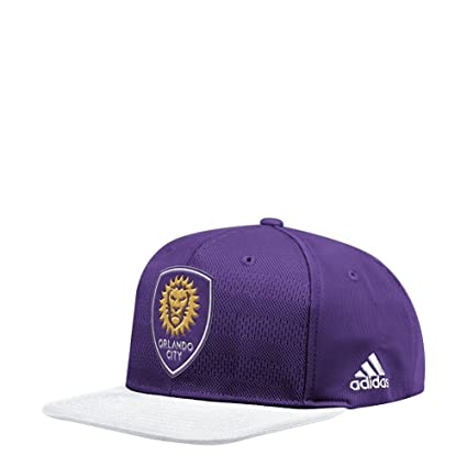 check out 3d461 48829 Image Unavailable. Image not available for. Color  adidas Orlando City SC  Snapback Hat ...