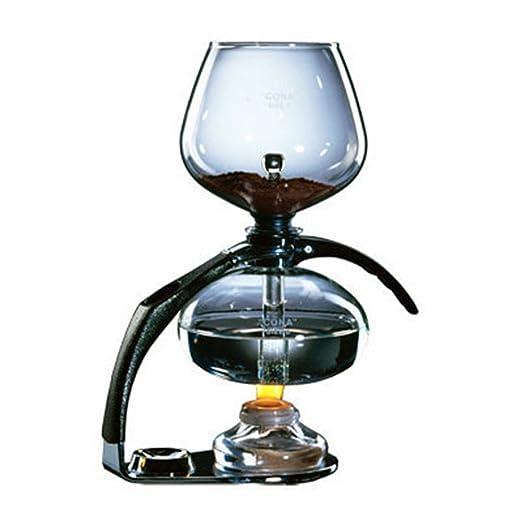 Cona café eléctrica - tamaño C cromo: Amazon.es: Hogar