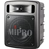 MIPRO MA-303BsuT (5A) Portable Wireless Single-Receiver 60-Watt PA Bluetooth System with USB Player