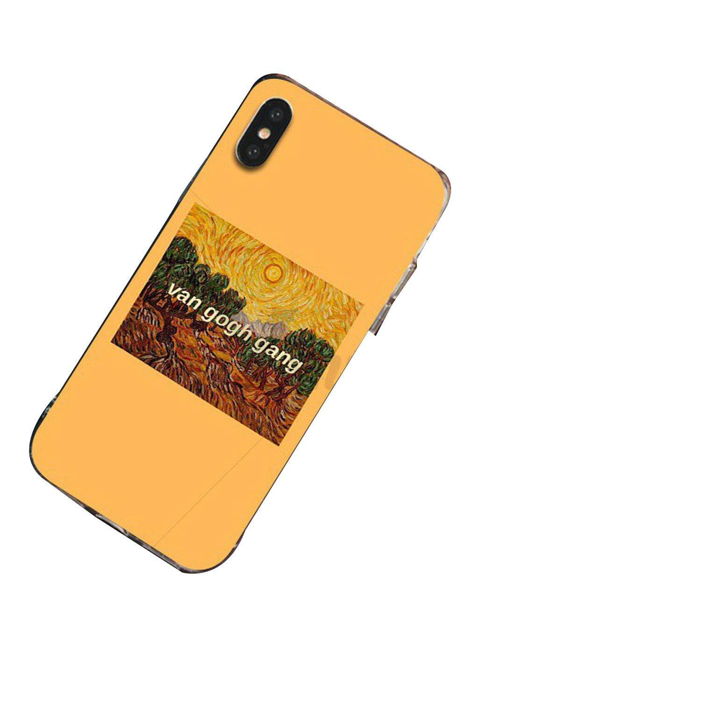 Amazoncom Art Aesthetic Phone Case For Iphone 8 7 6 6s