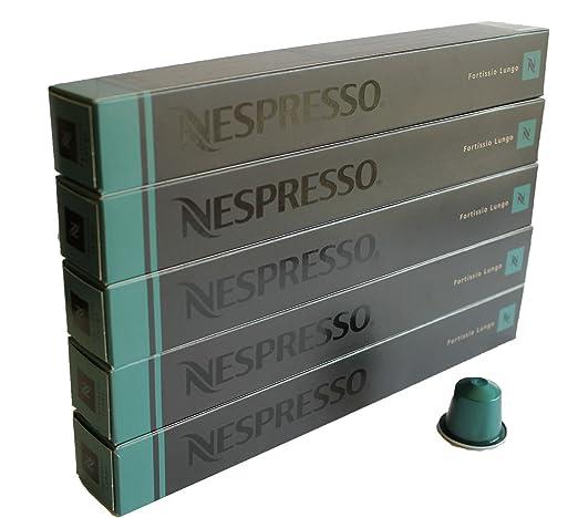 2 opinioni per Nespresso Capsule orzo- 50x Fortissio Lungo